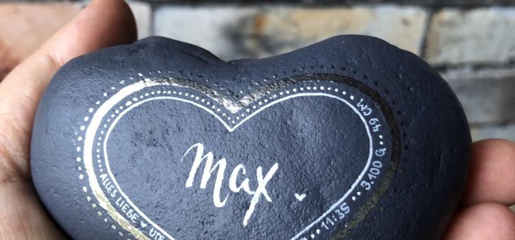 Lieber Max …