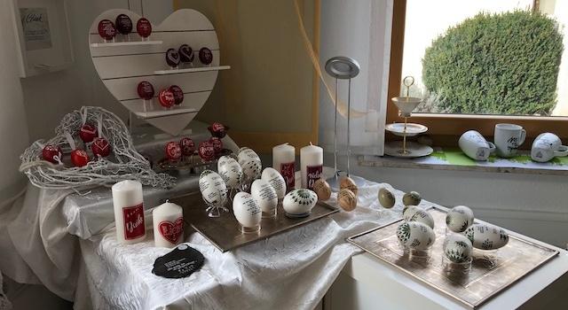 Ostereier & Deko – Produkte und Bestellung